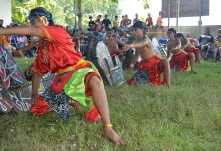 Kesenian Tradisional Jathilan