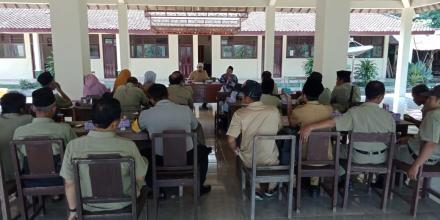 Rapat Koordinasi Pemerintahan Umum Desa Wonolelo