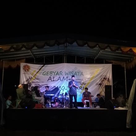 Gebyar Seni dan Budaya di Dusun Mojosari