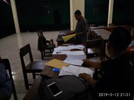Pendaftaran KPPS Desa Wonolelo dibuka Hingga Malam Hari
