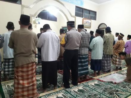 Meningkatkan Silaturahmi dengan Warga Pemerintah Desa Wonolelo Adakan Safari Tarawih
