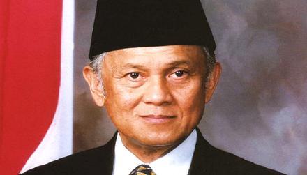 Selamat Jalan Bapak Teknologi Indonesia Bacharuddin Jusuf Habibie