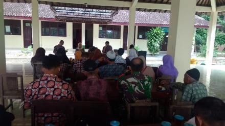Hadapi Lomba Desa, Pemdes Wonolelo Ikuti Bimtek