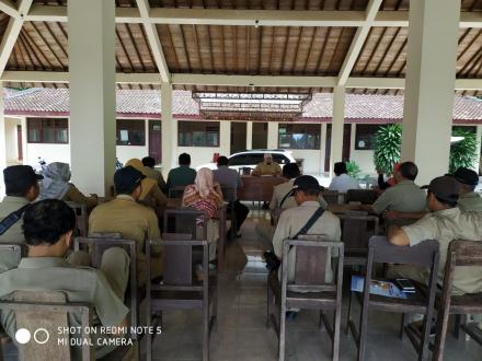 Koordinasi Pemerintahan Desa